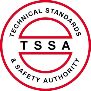 TSSA Registered Contractor